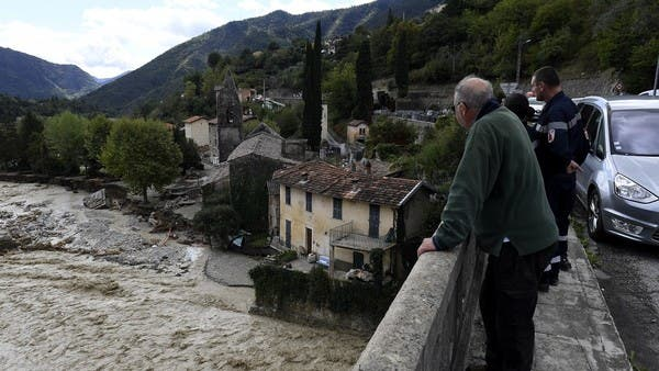 Two killed, 24 missing after severe flooding hits Italy and France