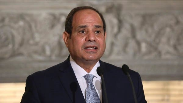 Sisi stresses effort to rebuild Gaza in first call with Israel's Bennett