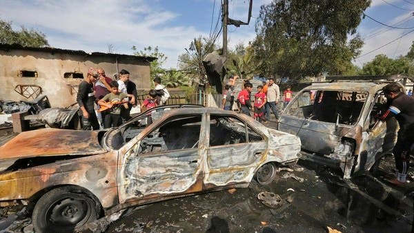 Explosion injures 11 in Iraq's Baghdad: Police
