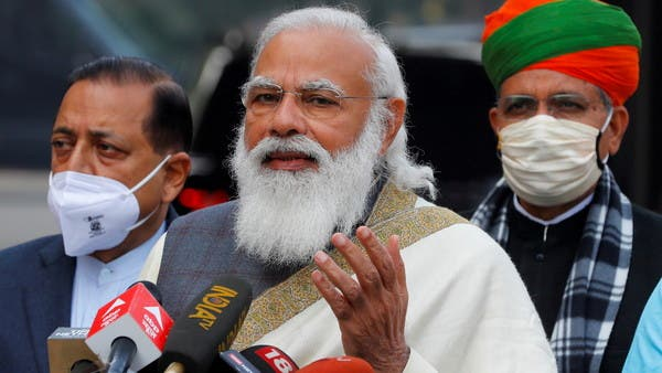 India's Modi urges people to get vaccinated amid Delta COVID-19 variant concerns