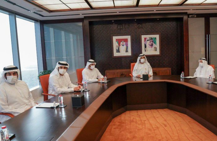 Economy is our top priority: Sheikh Mohammed – News