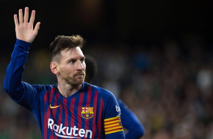 Messi's future up in the air as Barcelona contract ends – News