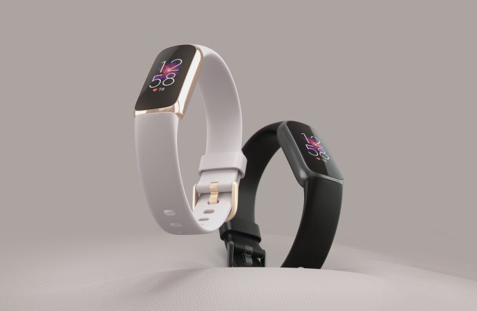 Fitbit Luxe is a fashion-forward fitness and wellness tracker
