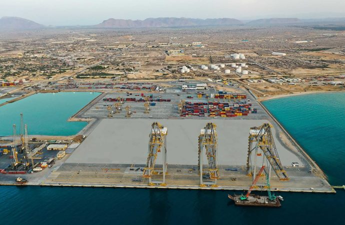 Dubai's DP World commits to invest $442m in Somaliland port project