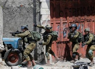 Palestinian man shot dead in West Bank clashes