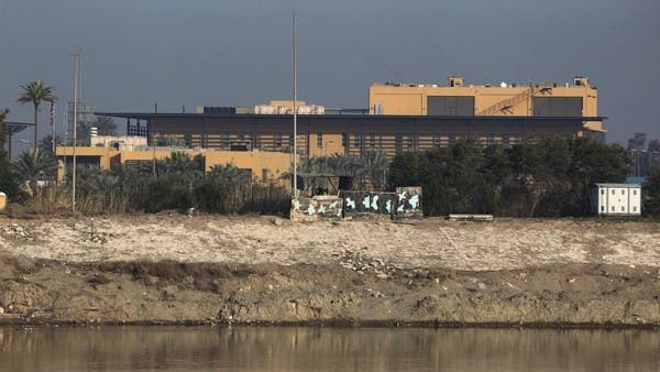 US embassy in Baghdad sounds sirens as security measure: Security source