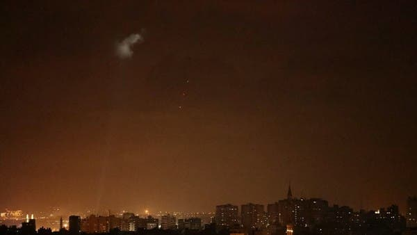 Israel strikes Hamas site in Gaza over fire balloons