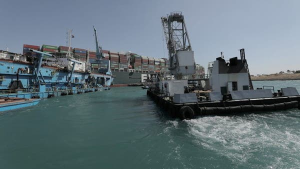 Settlement agreed to release Ever Given container vessel that blocked Suez Canal