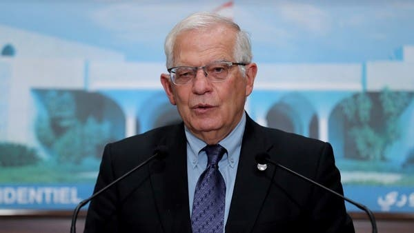 EU seeks 'fresh start' with Israel as foreign policy chief Borrell visits