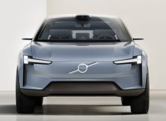 New Volvo Concept Recharge hints at electric XC90 successor