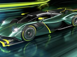 Aston Martin Valkyrie AMR Pro pushes hypercar performance to the limit