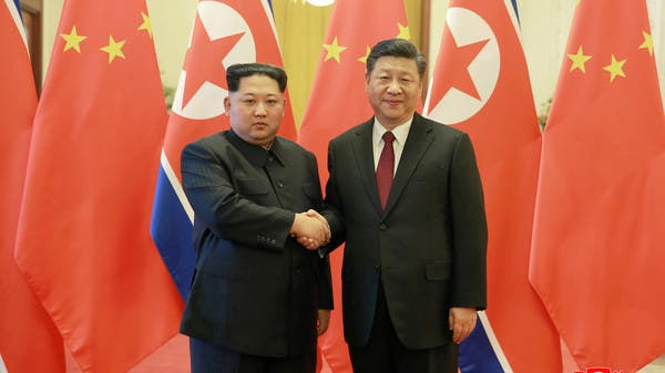 Leaders of N.Korea, China vow greater cooperation 'in face of foreign hostility'
