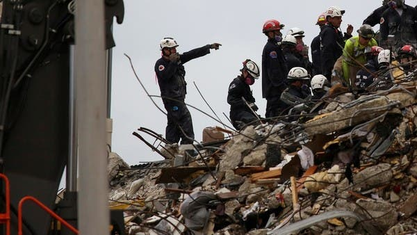 Florida building collapse toll rises to 90, 31 unaccounted for