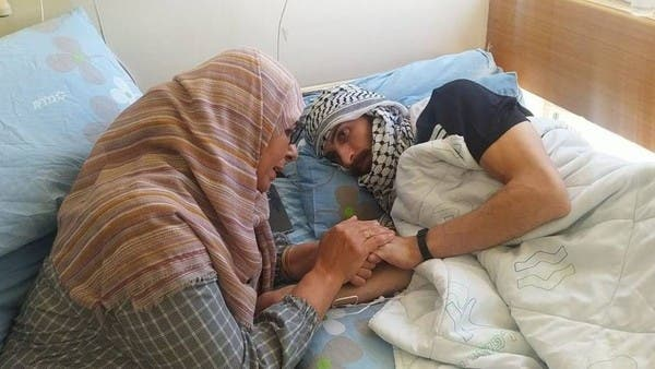 Palestinian prisoner freed, claims victory after two-month hunger strike