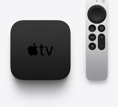 The 2021 Apple TV 4K comes with the ability to calibrate your TV for optimal viewing