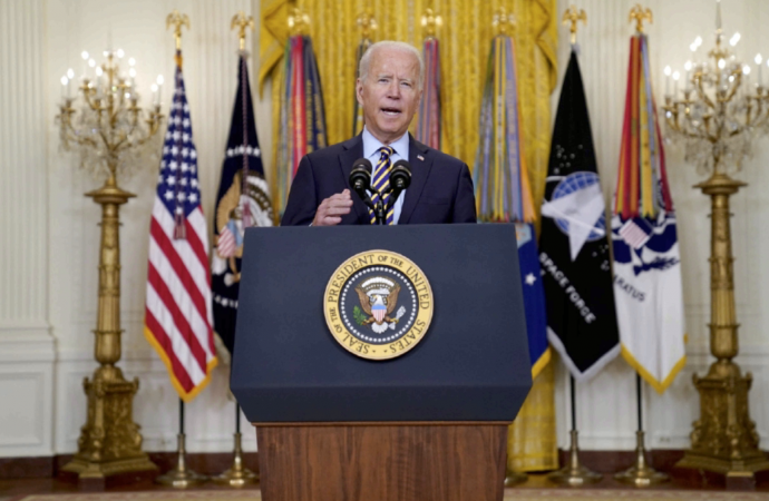 US war in Afghanistan will end August 31, Biden says – News