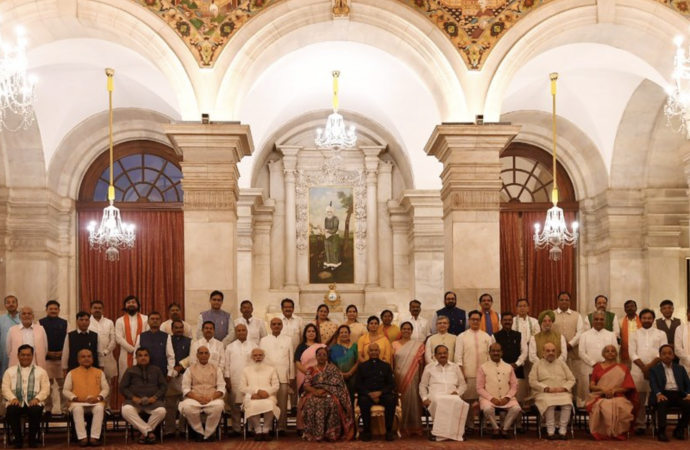 India: New ministers take charge after Cabinet reshuffle – News