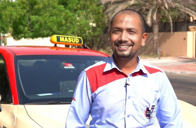 Dubai: 638 taxis now feature names of drivers. Here's why – News