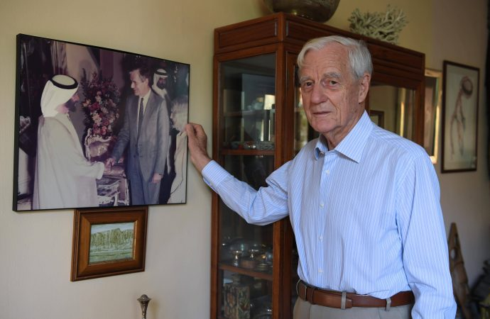 'Safest place in the world': British expat who landed in UAE 58 years ago – News
