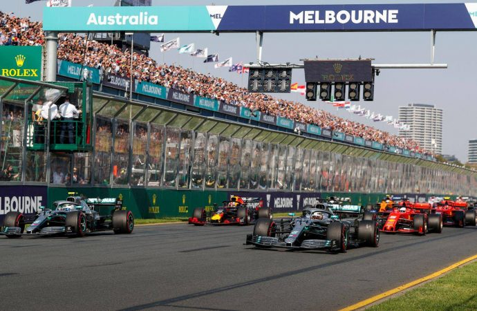 F1: Australian Grand Prix set to be cancelled again due to Covid-19 – News