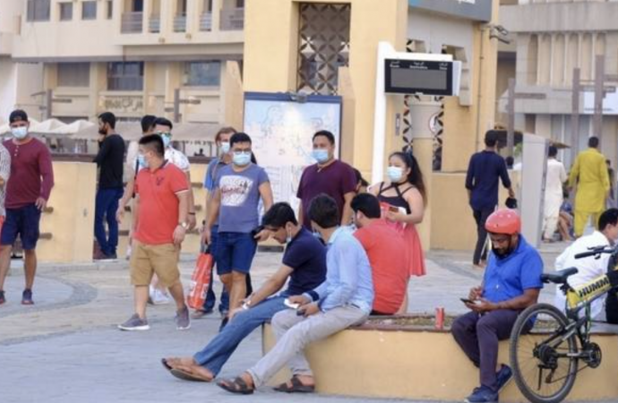 Covid in UAE: Sharjah Police issue 21,266 fines for safety violations in June – News