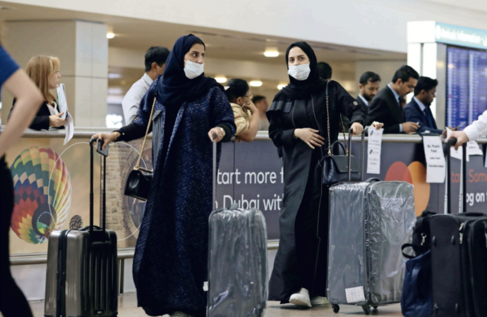 Covid-19: UAE bans citizens from flying to India, Pakistan, other countries on curbs list – News