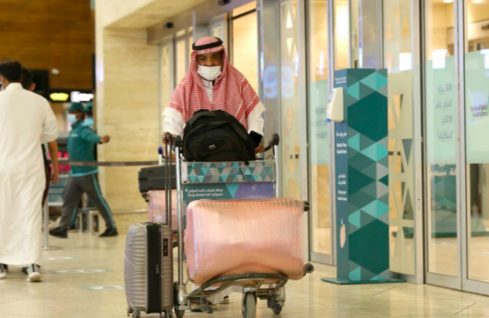 Covid-19: Only fully vaccinated Saudi citizens can travel abroad – News