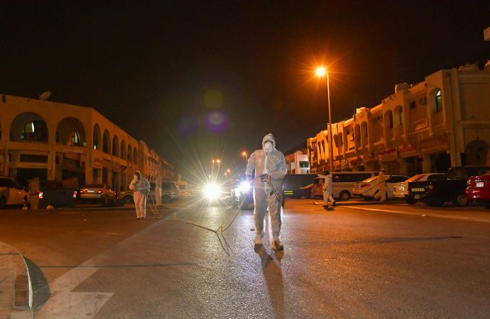 Covid-19 in UAE: Abu Dhabi to activate radars, impose fines in sterilisation drive – News