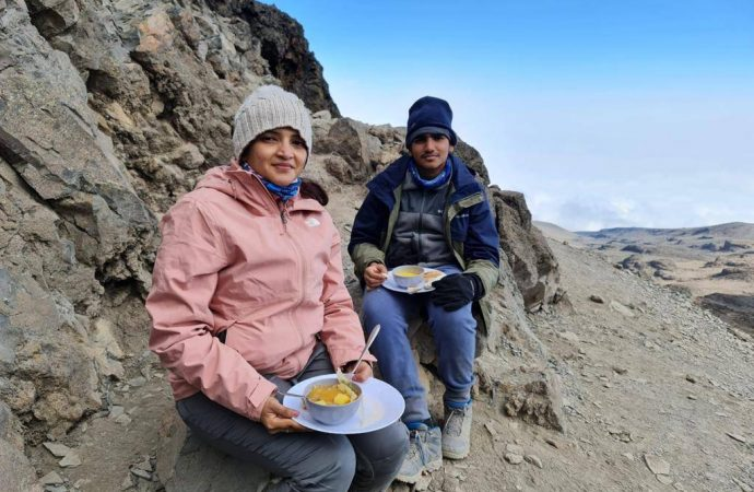 UAE: 14-year-old Indian boy is the youngest expat to reach Africa's highest mountain – News