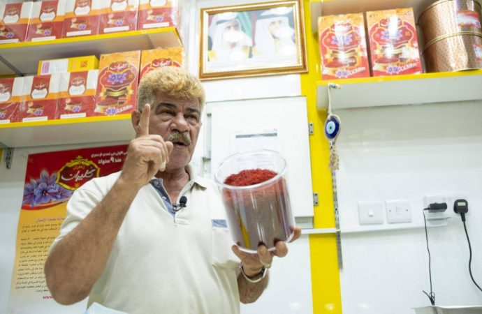 From porter to businessman: Iranian expat recounts 50-year journey in Dubai's spice market – News