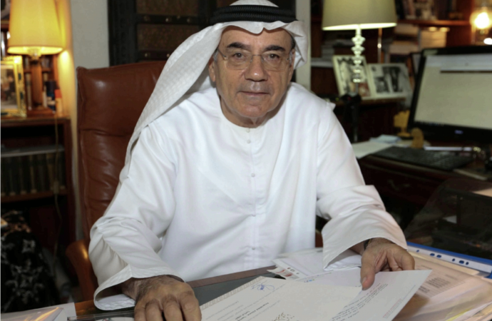 Meet the man who was witness to the formation of the UAE – News