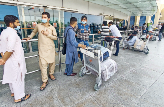 Pakistan-UAE flights: Covid vaccine certificate attestation not 'required currently' – News