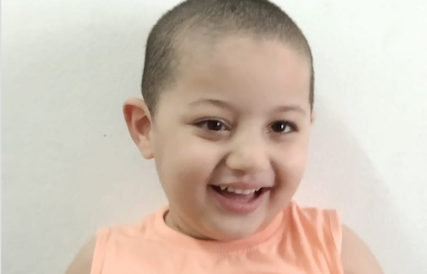 UAE: Toddler who lost an eye to cancer gets prosthetic one – News