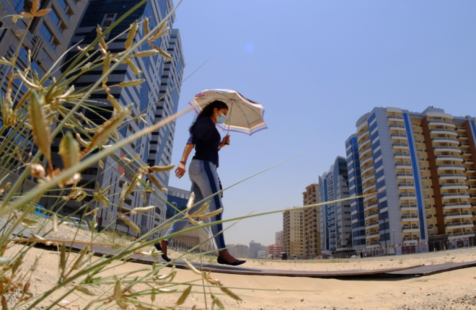 UAE weather: Hazy and partly cloudy day ahead; rain expected – News