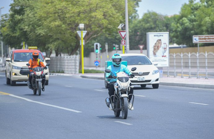 Dubai: RTA issues new guidelines for delivery riders – News
