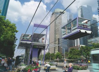Dubai to explore new, high-speed ropeway transport system – News