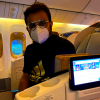 Pakistan-UAE flights: Doctor couple travels in nearly empty aircraft – News