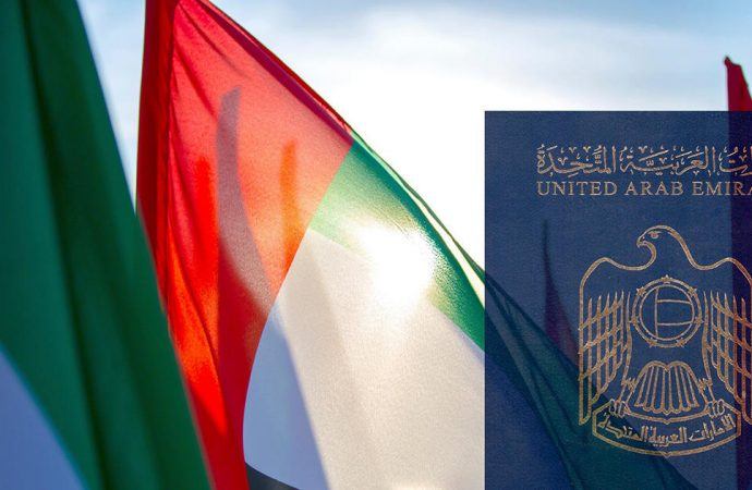 UAE boasts joint third most powerful passport in the world