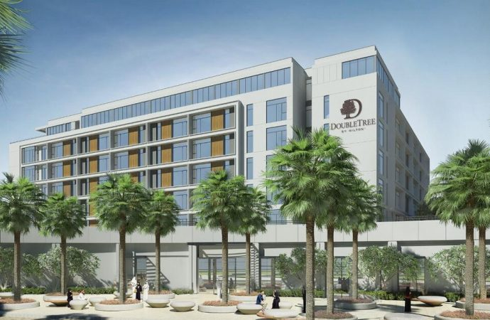 Luxury Hilton hospitality project to open on Yas Island by year-end