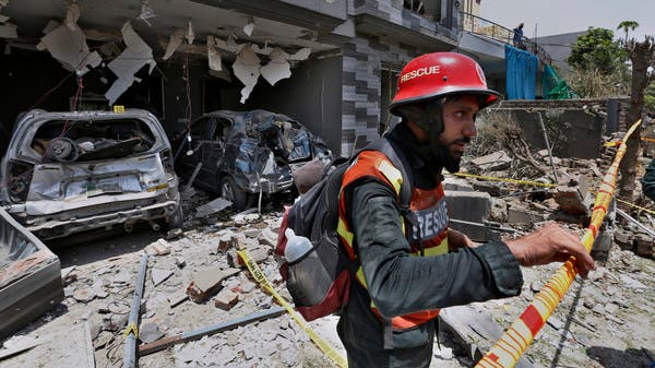 Pakistan says India was behind June bomb blast in Lahore