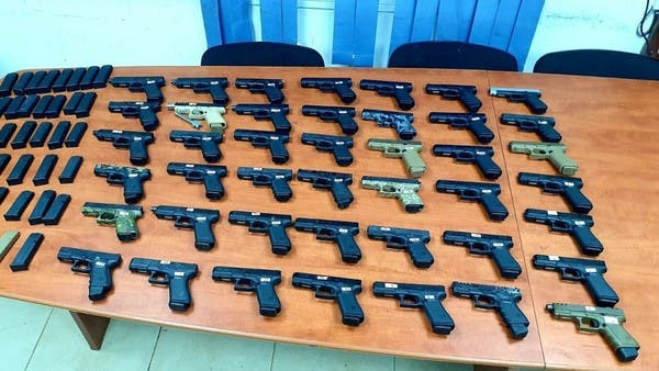 Israeli army foils weapons smuggling attempt on Lebanon border, 'largest in years'