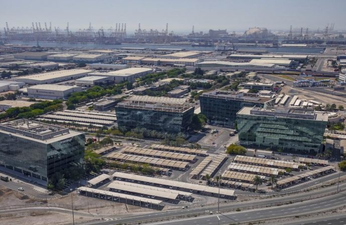 DP World completes $1.2bn deal for logistics firm Syncreon
