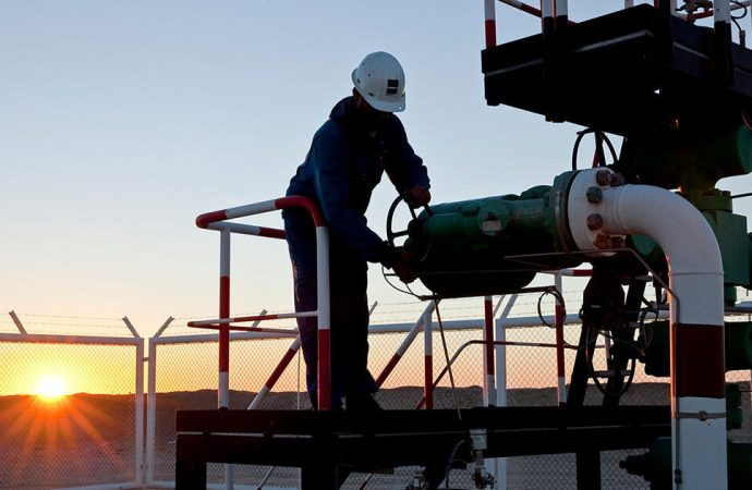 Oil surges to six-year high as OPEC+ in crisis mode