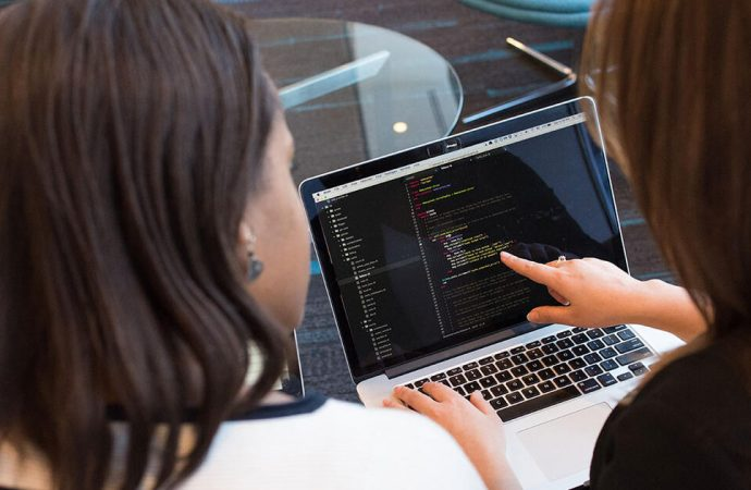 Unlocking the opportunity for women in the National Programme for Coders