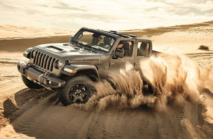 Review: Jeep Gladiator Sand Runner