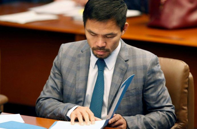 Philippine boxing champ Manny Pacquiao to run for president in 2022 – News