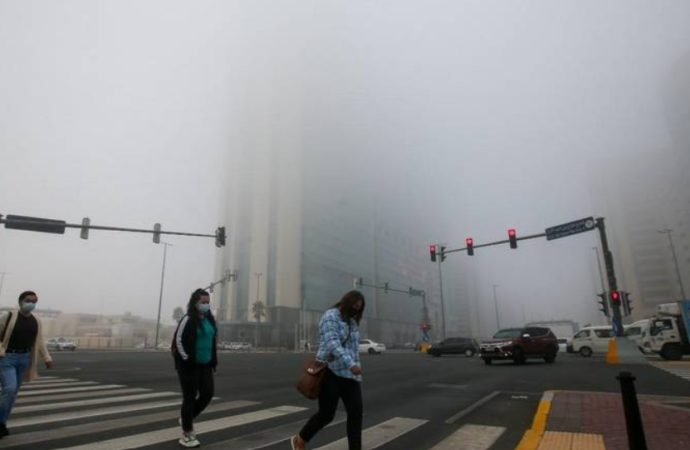 UAE weather: Foggy, cloudy morning with slight chance of rain – News