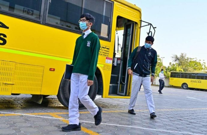 Sharjah: Parents can track school buses on new app – News