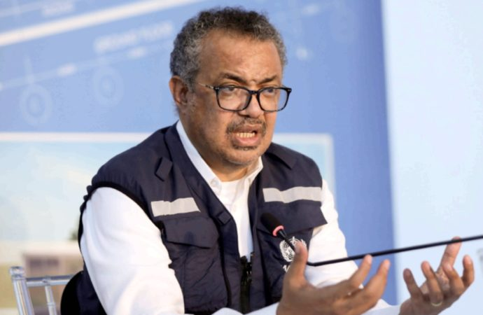 WHO chief Tedros poised for re-election as support grows – News