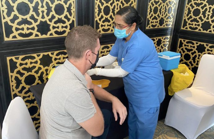UAE: Who can get free flu vaccines and where – News